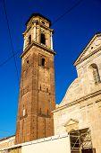 foto of turin  - San Giovanni Battista church in Turin Italy - JPG