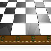 Macro Chess Board