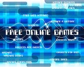 Free Online Games Means With Our Compliments And Web poster