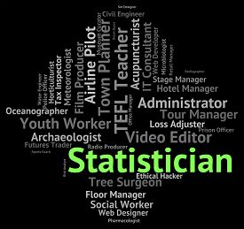 image of statistician  - Statistician Job Meaning Finance Analyst And Hire - JPG