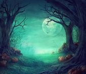 ������, ������: Halloween Background