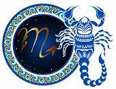 Постер, плакат: Zodiac signs