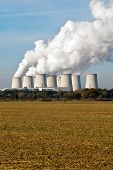 Power Plant Cooling Towers Upright V4