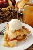 Apple Pie Holiday Dessert