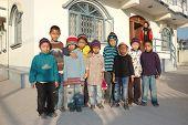 Orphanage In Kathmandu,Nepal