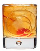 Old Fashioned on white