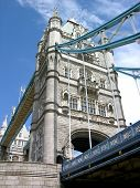 Tower Bridge By Day poster