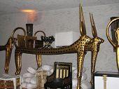 King Tut Tomb Reproduction