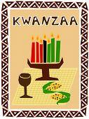 Kwanzaa-Symbole