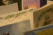 Group Of Christmas Cards
