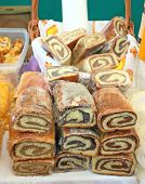 Three Local Variants Of Nut Roll In Croatia