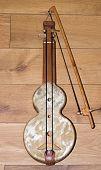 Rabel , Medieval Music Instrument poster
