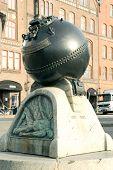 Monument In Bergen