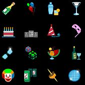 Set de la serie Icon fiesta