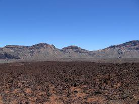 foto of magma  - Landscape - JPG