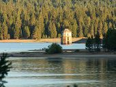 Pump House On Lake Almanor