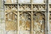 Medieval Church Stonework