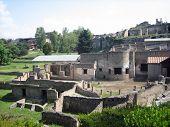 Ancient Runis In Pompei