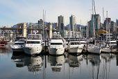 Granville Island Boats, Vancouver