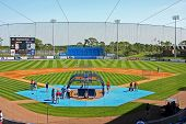 PORT ST. LUCIE, FLORIDA - MARCH 24: Formerly known as Tradition Field, the ballpark announced its ne