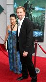 NEW YORK - JULY 6: Actor Nicolas Cage and his wife, Alice Kim, attend the premiere of