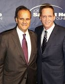NEW YORK - NOV 11: Joe Torre and David Cone attend the 8th Annual Joe Torre Safe at Home Foundation