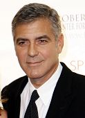 NEW YORK - NOVEMBER 17: George Clooney attends the 2010 Robert F. Kennedy for Justice and Human Righ