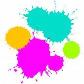 Splat Color