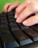 Keyboard Fingers