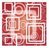 circles and squares series