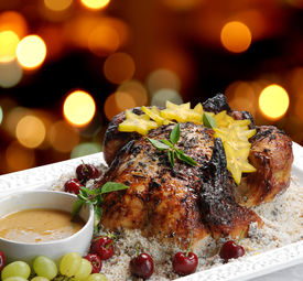 stock photo of gourmet food  - food - JPG