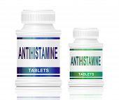 Antihistamine Medication.