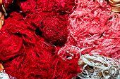Seda vermelha