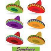 picture of sombrero  - Sombrero - JPG