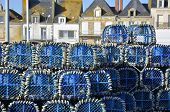 Lobster pot at Le Croisic in France