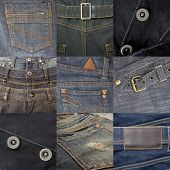 Set Of Jeans