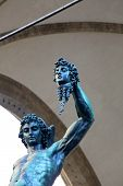 picture of perseus  - Perseus with the head of Medusa - JPG