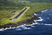 Airport Runway.