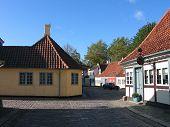 Hans Christian Andersen House Odense Denmark