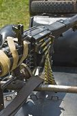 pic of mg  - Machine gun  MG  - JPG