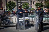 Mexican Policemen