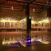 Istambul-20 de outubro: Galeria de artes islâmicas