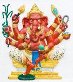 Deus Ganesha hindu