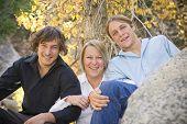 Single Mom With Her Teenage Boys 2