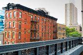 Modern Chelsea Buildings, New York