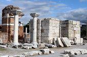 Ruins In Selcuk