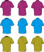 Polo Shirts, Color