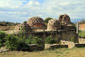 Ruins Of Bath