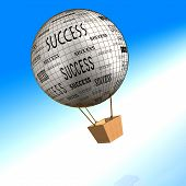 Success Balloon