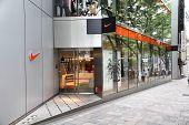Nike Store, Tokyo